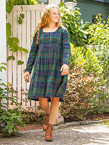 Highland Young Lady Tunic Dress