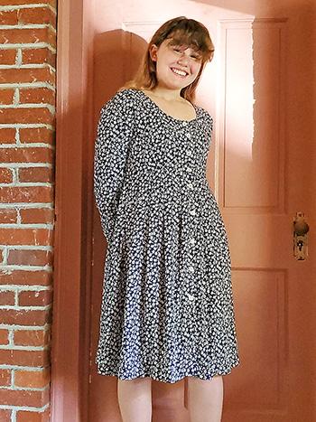 Besse Young Lady Tunic Dress