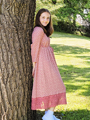 Willa Young Lady Dress