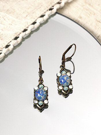 Gemma Opalescent Earrings