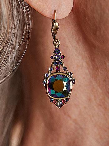 Bette Jewel Tone Earrings