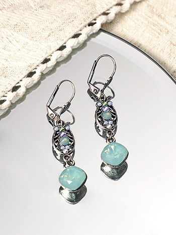 Ocean Rain Earrings