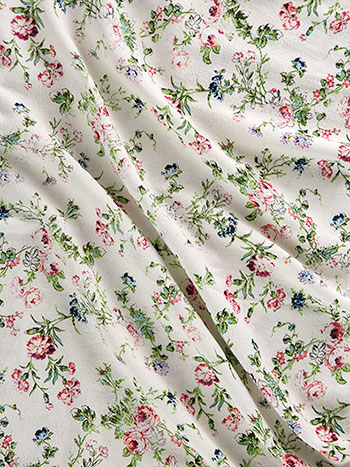 Annalouise Hopsack Fabric by the Yard
