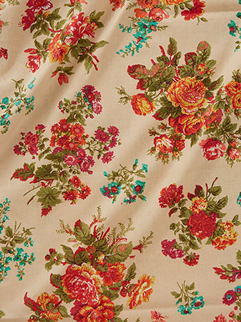 Artist Garden Fabric by the Yard