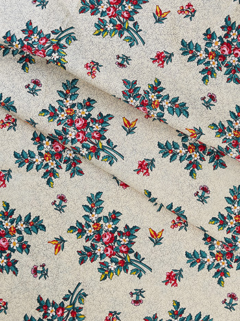 Belle Vue Fabric by the Yard