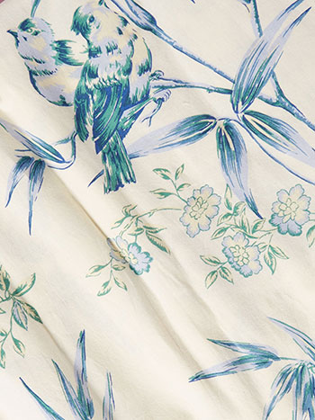 Bamboo Garden Fabric by the Yard