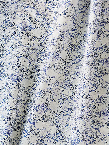 Damask Fabric by the Yard