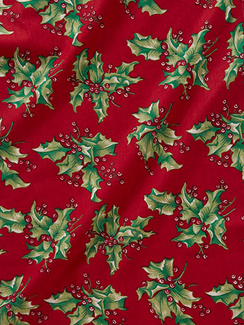 Holly Fabric by the Yard