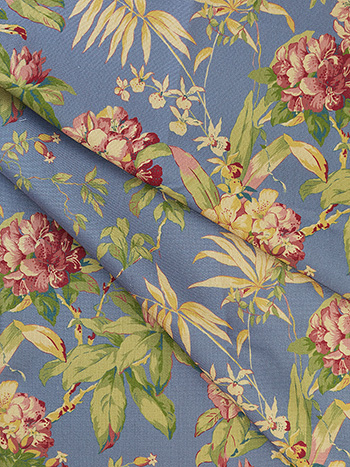 Hydrangea Dream Outdoor Fabric by the Yard
