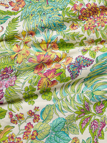 Jungle Fabric by the Yard