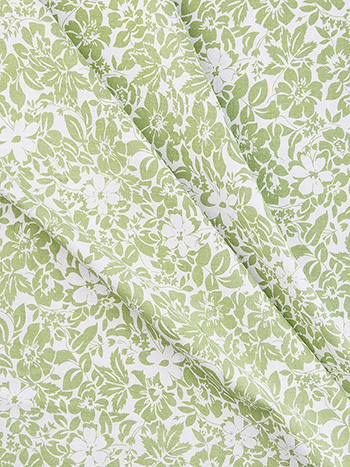 Madison Flower Fabric by the Yard