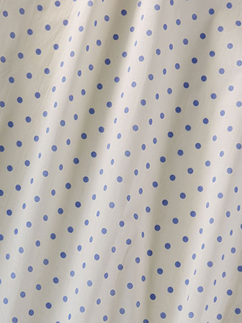 Polka Dot Fabric by the Yard