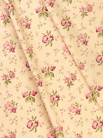Petra Rose Fabric by the Yard