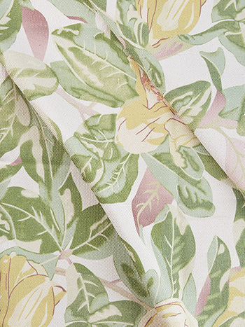 Magnolia Outdoor Fabric by the Yard