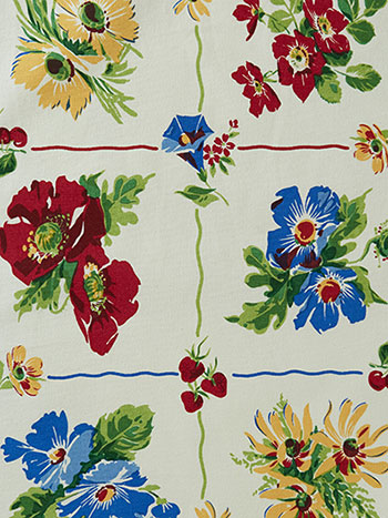 Poppy Patch Fabric by the Yard