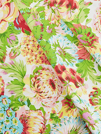 Spring Gathering Fabric by the Yard
