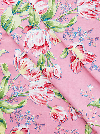 Tulip Dance Fabric by the Yard