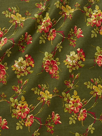 Wild Rose Fabric by the Yard