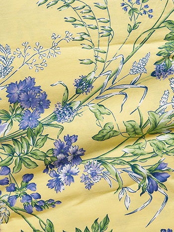 Wildflower Meadow Fabric by the Yard