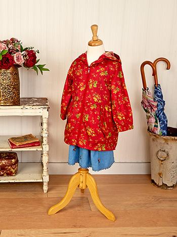 Petra Rose Kids Packable Jacket