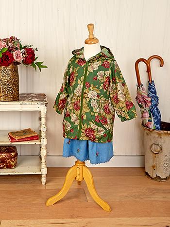 Rose Manor Kids Packable Jacket