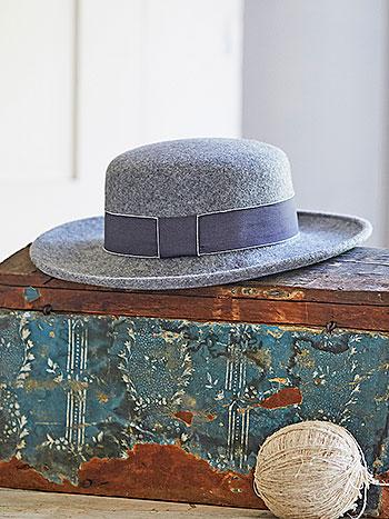 Claire Bowler Hat