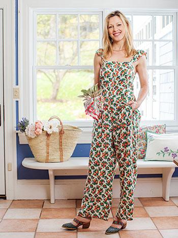 Elizabeth's Garden Jumpsuit