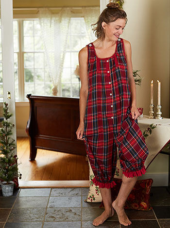 Carole Plaid Camaloon