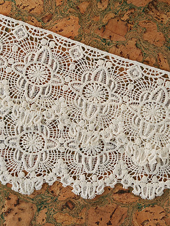 Sadie Lace Trim