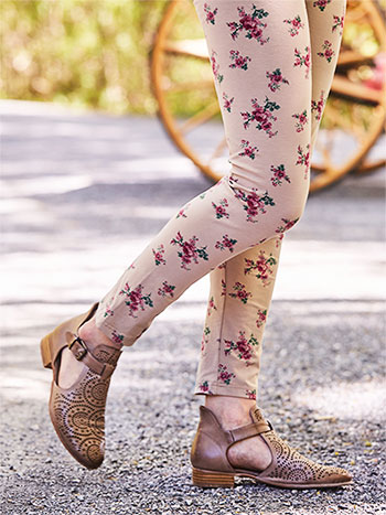 Shy Rose Legging