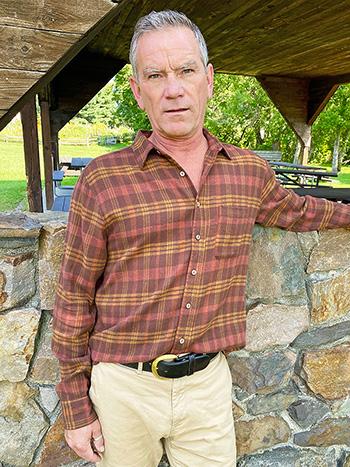Adirondack Flannel Shirt