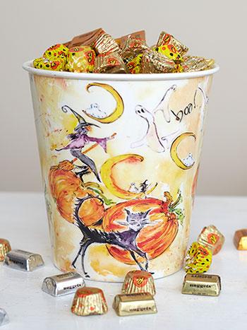 Boo! French Bucket