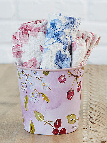 Cherries Berry Bucket