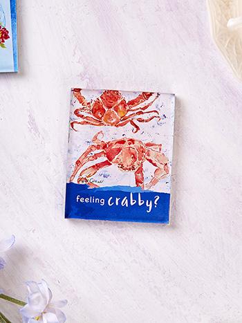 Feeling Crabby Magnet