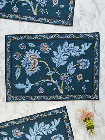 Jacobean Garden Placemat Set of 4