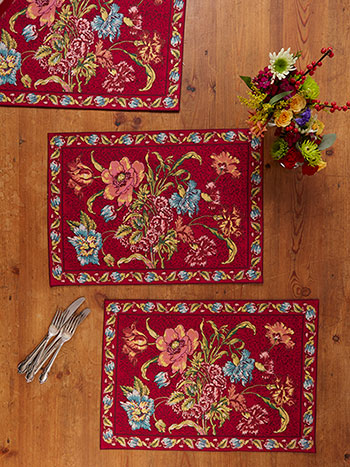Jaipur Garden Placemat Set of 4
