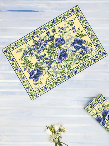 Wildflower Meadow Placemat Set of 4