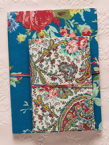 Artist Sketchbook Set - Garden Paisley