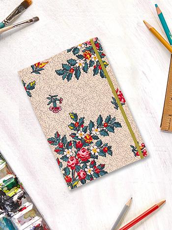 Belle Vue Plain Notebook