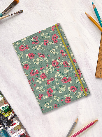 Beatrix Plain Notebook