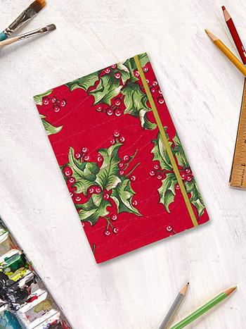 Holly Plain Notebook
