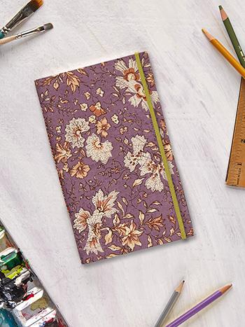 Mysteria Plain Notebook