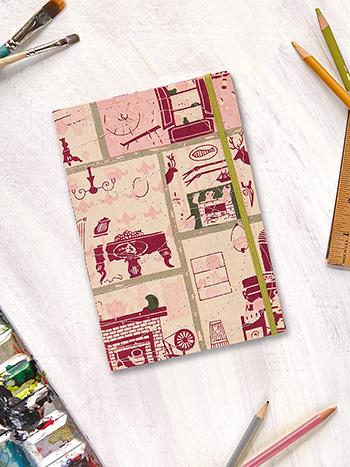 Parlour Plain Notebook
