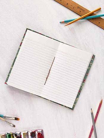 Beatrix Ruled Notebook