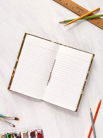 Concerto Ruled Notebook