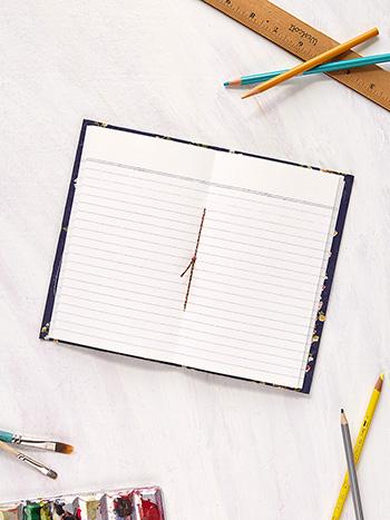 Margaret Ruled Notebook