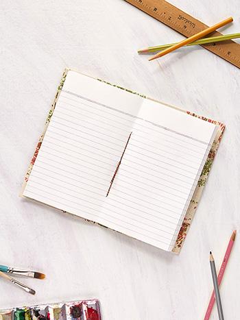Meadow Walk Ruled Notebook