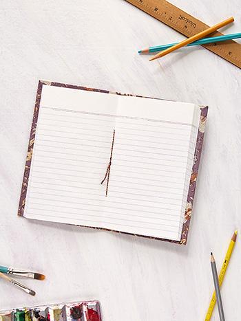 Mysteria Ruled Notebook