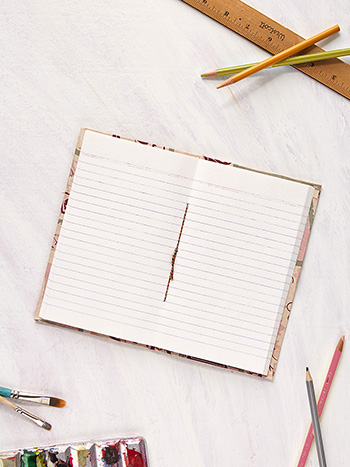 Parlour Ruled Notebook
