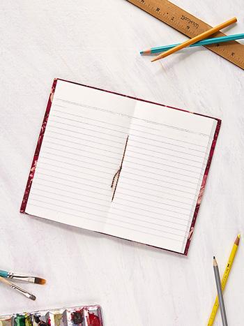 Virginia Ruled Notebook